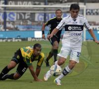 Antonio Medina encaminó la jugada del gol con una maniobra individual sobresaliente.