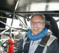 Jorge Daniel Mehechen, figura del automovilismo que tendrá un merecido homenaje.