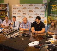 Presentación del 5° torneo de pesca del pacú arrocero