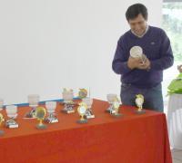 Gustavo Martínez y Soledad Villagra