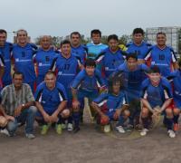 Villa Rica marcha líder en Maxi A