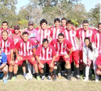 Villa Rica derrotó a Deportivo Guemes por dos a cero.