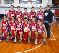 Villa San Martín U17 campeón U17