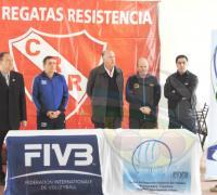 En las instalaciones del club Regatas se puso la interesante actividad.