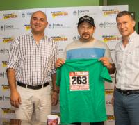 Crlos Verza con Edy Núñez y Oscar Brugnoli