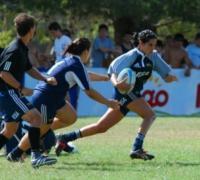 Viviana Garat rugby