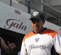 Norberto Acosta tomó aire con los tres puntos sumados.