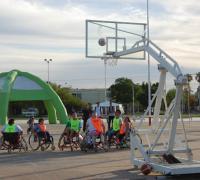 La subsecretaria de Educación, Nélida Wisner, y equipos de la Dirección de Educación Física del Ministerio se reunieron, el pasado viernes, con representantes de la Fundación Deportiva Social Chaco (Desocha).