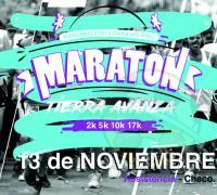 afiche Maratón