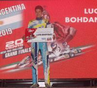 Lucas Bohdanowicz con pasaje a Italia, nuevamente