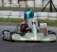 Agustín Gajate debutó en la Junior