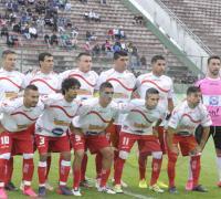 El equipo de Resistencia Central que empató en Salta.