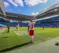 Estadios desolados en Alemania, en el reinicio del fútbol