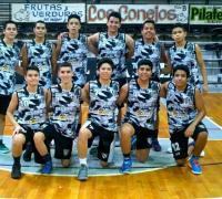 Alvear U17. Gentileza Ariel Rosales Maga Lih Sports