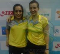 Codina-Argüelles, la dupla campeona sudamericana
