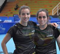 Camila Argüelles y Ana Codina fueron protagonistas en el ITF World Tour Open.