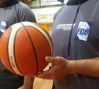 Arbitros para el provincial de basquetbol