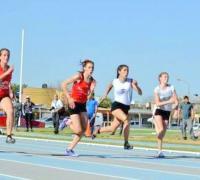 Atletismo en el Jaime Zapata