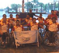 El equipo de Chaco