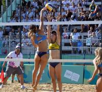 Beach Voley rumbo al Argentino de playa