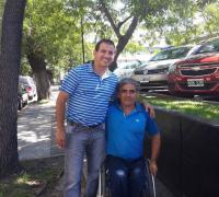 Marcelo González y Alberto Rodríguez de Desocha.