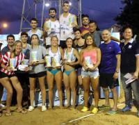 Premios para todos en el Beach Voley