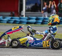 Lucas Bohdanowicz múltiple campeón