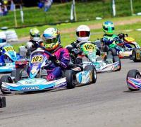 Lucas Bohdanowicz se ubicó tercero en el Sudamericano RMV de Colombia