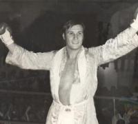 Hoy cumple 67 años Cacho D'Elia, quien fuera campeón argentino y sudamericano de los pesaddos