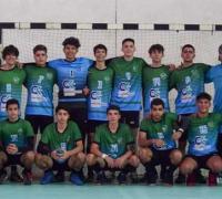 El equipo de Chaco en Cadetes