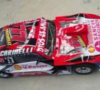 El piloto del Chaco Augusto Carenlli vuelve a correr en el TC Pista