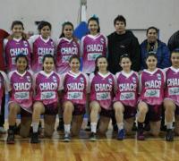 Seleccionado femenino de Chaco u17