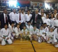 El equipo chaqueño campeón en torneo nacional de Karate