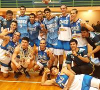Festejo de Chaco Campeón Regional U19
