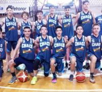 Selección U15 Chaco