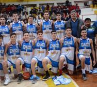 Chaco U17. Foto : Juan José García