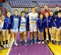 El equipo de Chaco en San Luis juega la final