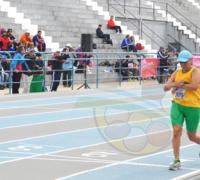 Miriam Quintreman ganó los 10 mil metros.