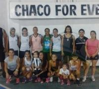 Femenino de fútbol de Chaco For Ever