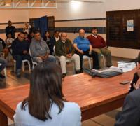 El Consejo Consultivo del Deporte, del Concejo Municipal de Resistencia, concretó en el Club Central Norte una charla sobre responsabilidad civil en el marco de la enseñanza deportiva dirigida a niños, a cargo del especialista en Derecho Civil, Gustavo Mourazos.