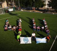 Los 44 tripulantes del ARA San Juan. El homenaje del deporte adaptado