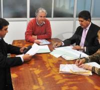 Los diputados reunidos en la Comisión de Deportes