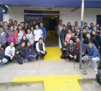 Inauguración de rampas en el IEFF