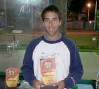 Alejandro Duré campeón en Corrientes