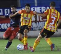 Sarmiento empató en Santiago del Estero. Fotos  Alex Schermer de Somos Deportes