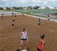 Practica gratuita de Beach Voley