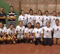 Las chicas del hockey de San Fernando