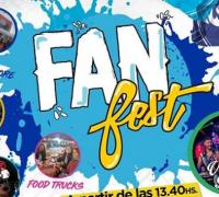 La Fan Fest –estará instalada en el estacionamiento del estadio- contará con food truck chaqueños que ofrecerán diferentes tipos de gastronomía;