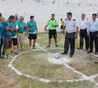 A punto de darse el puntapie inicial del torneo de fútbol