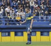 Fernando Gago volvió a jugar oficialmente tra siete meses